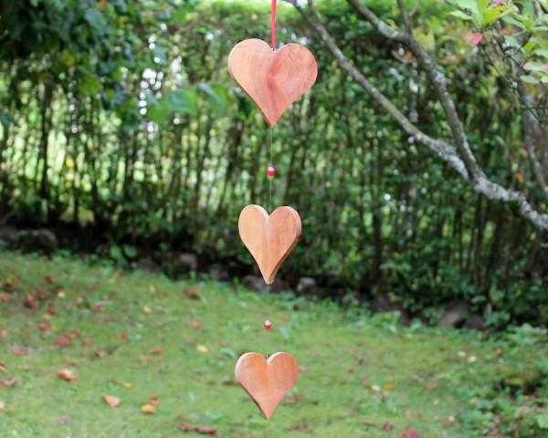 Herzkette in 2 Varianten