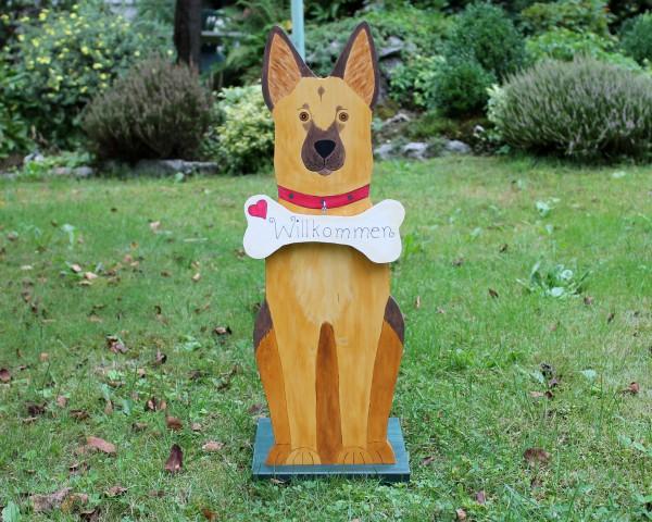 großer Schäferhund